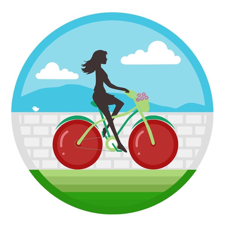 elaine-samonte-cherry-bike