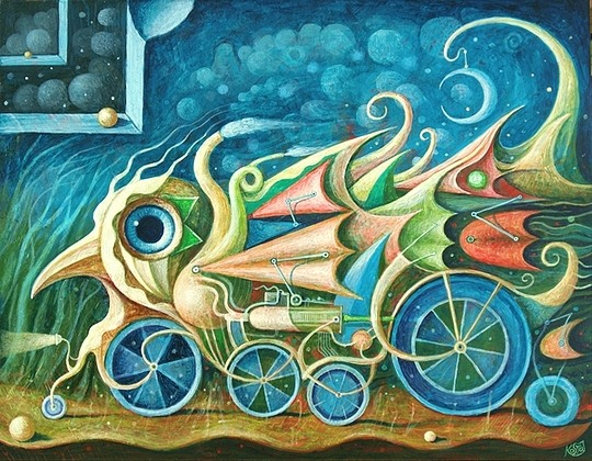 009-surreal-paintings-leszek-kostuj